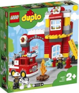 Lego Duplo Town Brandstation