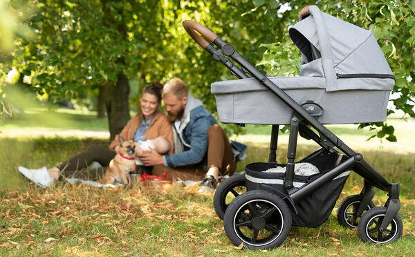 Bästa barnvagnen 2020