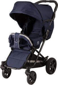 Nordic Crown Spin Sulky Mörkblå barnvagn
