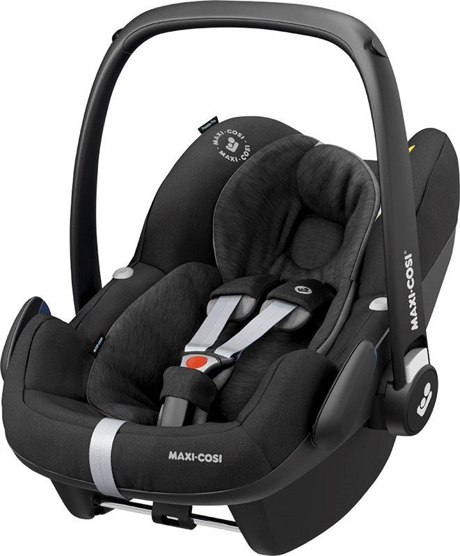 Maxi Cosi Pebble Pro I Size Essential Black babyskydd